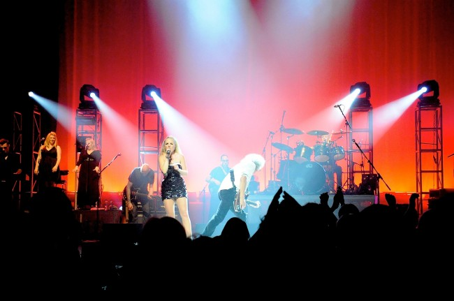 Brian May & Kerry Ellis, Anthems tour