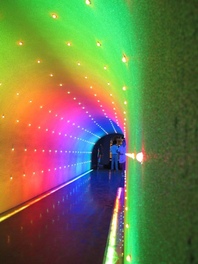 Halikarnas, Entrance Tunnel