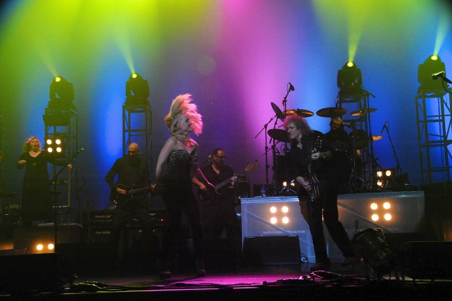 Brian May & Kerry Ellis, Anthems tour