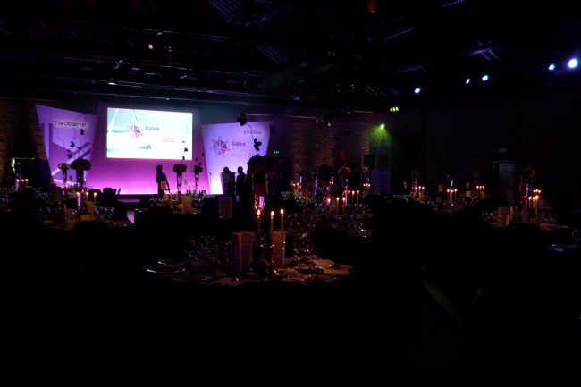 Guardian Sales Awards 2012