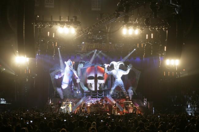P!NK, Funhouse tour