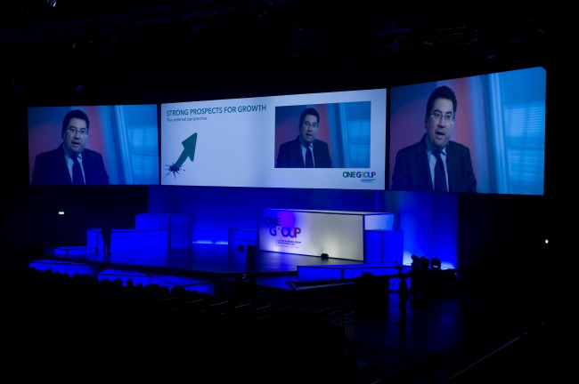 Lloyds One Group Convention, 2011