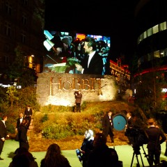 The Hobbit Movie Premiere, London