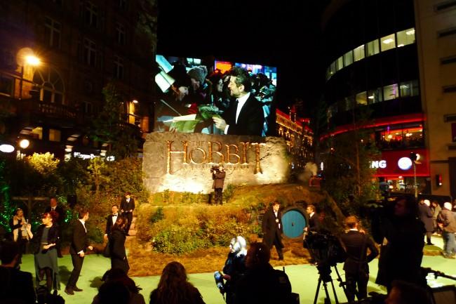 The Hobbit Movie Premiere, London